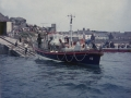 1960s, RNLI Lifeboat Launch, Guy and Claire Hunter