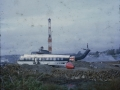 1970s, Helicopter Accident en route to Penzance from Scilly