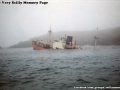 April 15, 1970. MV Poleire, Tresco, St Mary's, Scilly, Historical Picture, Photograph
