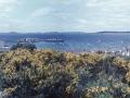 1971, Panorama of Hugh Town