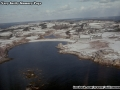 1977, Porth Hellick Snow, Scilly, St Mary's, Historical Picture, Photograph