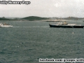 1985, Royal Visit Scilly, MV Balmoral and Scillonian