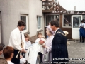 1985, Royal Visit Scilly, Queen Mother, Roy Duncan, Roger Smith, St Mary's, Hugh Town 6.JPG