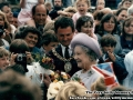 1985, Royal Visit Scilly, Queen Mother, St Mary's, Hugh Town 2.jpg