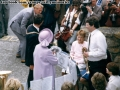 1985, Royal Visit Scilly, Queen Mother, St Mary's, Hugh Town 3.JPG
