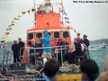 1987, 150th Anniversary lifeboat ceremony, With the dutchess of Kent