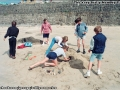 03, 1986, Sandcastle Competition on Town Beach