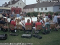 1986, Carn Gwarvel Band. Music in the park.