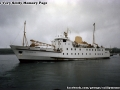 1986, Scillonian III, Yellow Funnel, Scilly