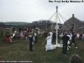 1986, Tresco Mayday, Maypole Dance, Scilly