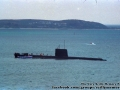 1987, Submarine surfaces between the Islands