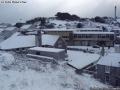 1987, Carn Thomas School, St Mary's, Snow