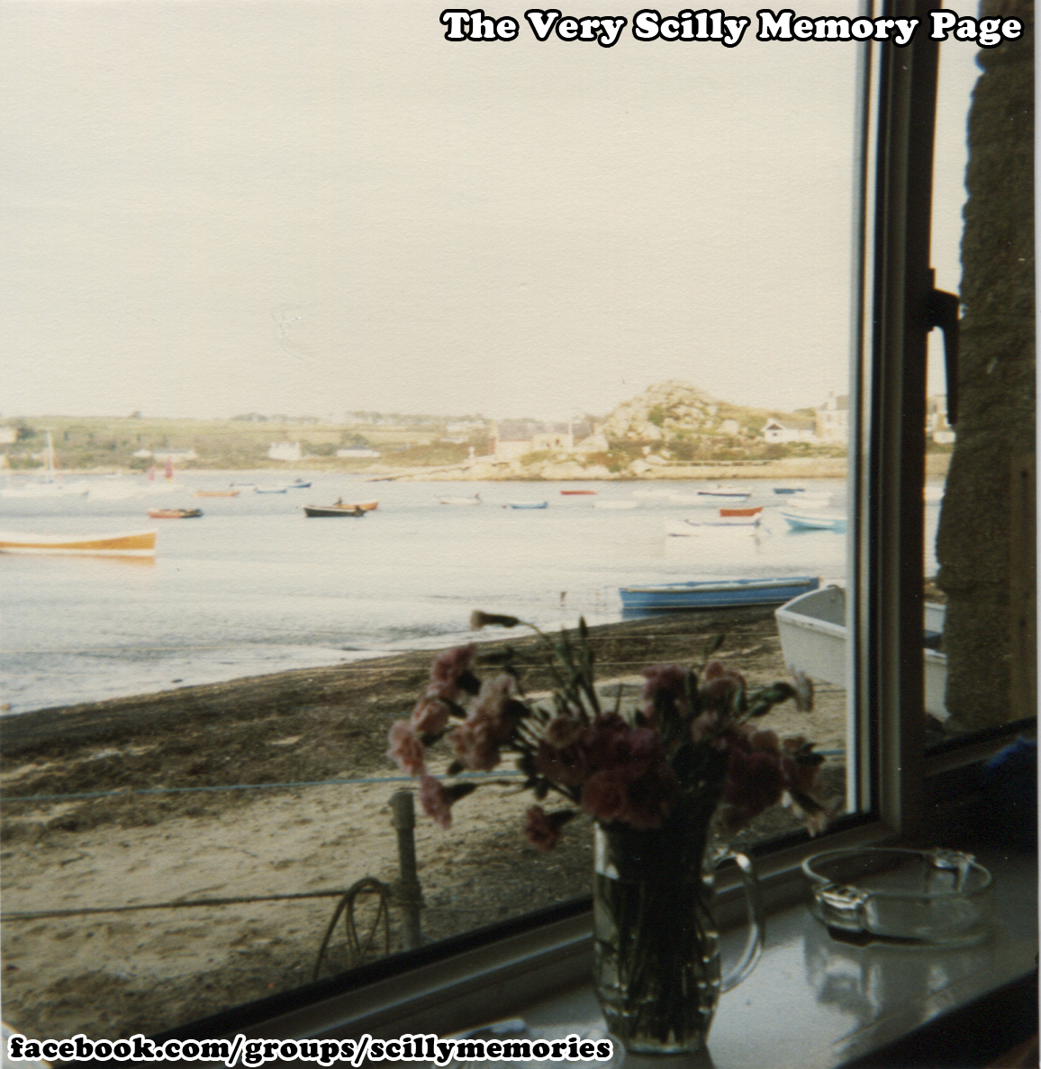 1993, Holiday In Smugglers Ride, Scilly