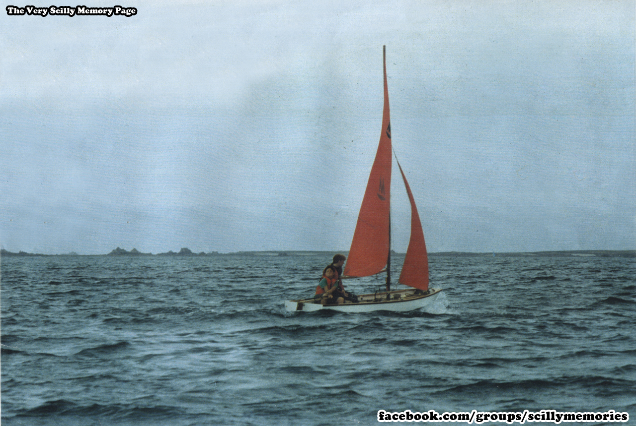 1996, Round The Island Race, St Mary's