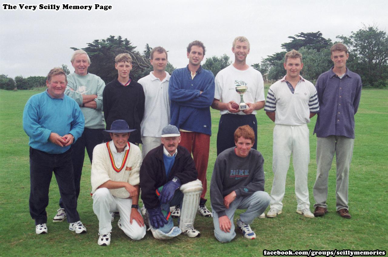 1997, St Mary's Cricket Club, Garrison