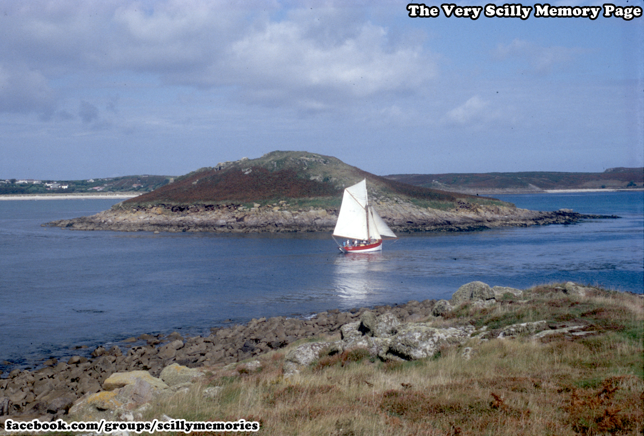1999, Pettifox, Sailing in Scilly