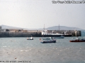 1992, MS Oldenburg on special charter to Scilly, St Mary's Historical Photo, Picture