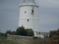 1998, St Agnes Lighthouse Painted, Scilly
