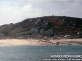 1991, Challege Anneka, Bryher, Tresco, BBC, Scilly, Historical Picture, Photograph