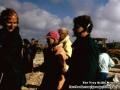 1991, Challege Anneka, Bryher, Tresco, Wayside Music, BBC, Scilly, Historical Picture, Photograph (2)