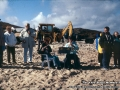 1991, Challege Anneka, Bryher, Tresco, Wayside Music, BBC, Scilly, Historical Picture, Photograph