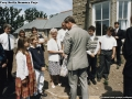 1996, Prince Charles Visits Normandy House, St Mary's