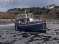 2000, Swordfish II Beached, November