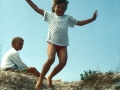1988, Jumping off sand dunes.