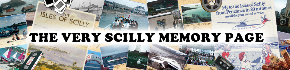 The Very Scilly Memory Page
